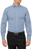 Van Heusen Tattersal Check Shirt