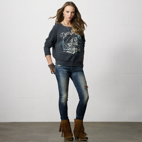 Denim & Supply Ralph Lauren Phoenix Skinny Jean