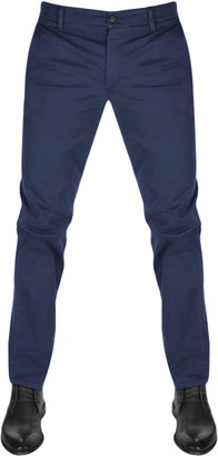 Boss Casual BOSS Schino Regular D Chinos Blue