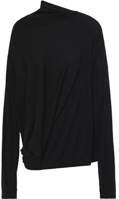 McQ Knotted Wool Sweater