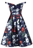 Cc Floral Prom Dress