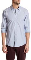 Zachary Prell Steigel Long Sleeve Slim Fit Shirt