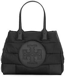 Tory Burch Women's Mini Ella Quilted Tote
