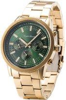 English Laundry Men's Watch EL7595G236-975 Gold Tone, Dial, Bracelet