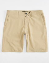 Tavik Hawkins II Mens Hybrid Shorts