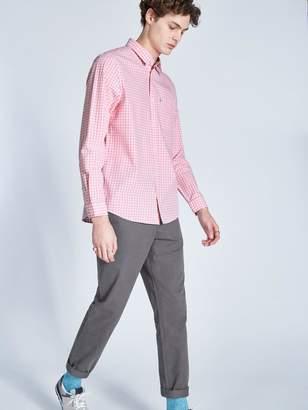 Jack Wills Ruxton Gingham Long Sleeve Shirt