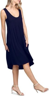 Savi Mom Makena Maternity/Nursing Dress