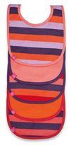 Lassig LassigTM 5-Pack Bib Set in Multicolor Stripes