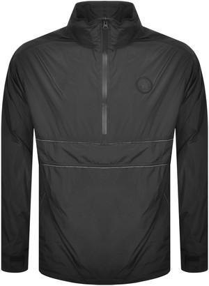 McQ Windbreaker Jacket Black
