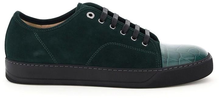 Lanvin Cap Toe Shoes Men   Shop the