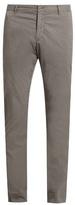 J.w.brine J.W. BRINE Owen cotton-blend gabardine chino trousers