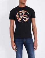 Paul Smith Brand-logo cotton-jersey t-shirt