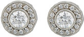 Malcolm Betts Women's Circular Stud Earrings