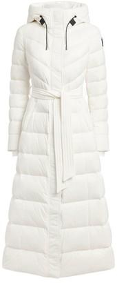 Mackage Longline Hooded Puffer Jacket