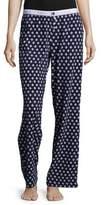 Tommy Hilfiger Varsity Basic Dot Pajama Pants
