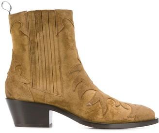Sartore Plantation western boots
