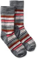 L.L. Bean SmartWool Margarita Socks