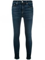 "Rag & Bone 10"" Capri Jeans"