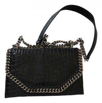 Stella McCartney Falabella Box Black Cloth Handbags