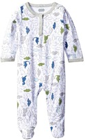 Mud Pie Dinosaur Footed Sleeper Boy's Jumpsuit & Rompers One Piece