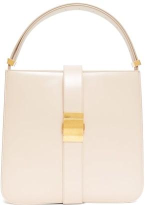 Bottega Veneta The Marie Leather Shoulder Bag - Womens - Beige