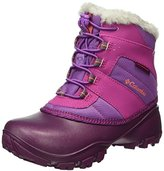 Columbia Youth Rope Tow Iii Waterproof Snow Boot