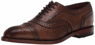 Allen Edmonds Men's Strand Weave Oxford