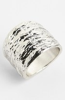 Topshop Textured Ring