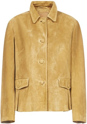 Prada Suede Jacket