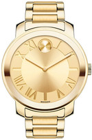 Movado Men's Bold Roman Numeral Index Bracelet Watch