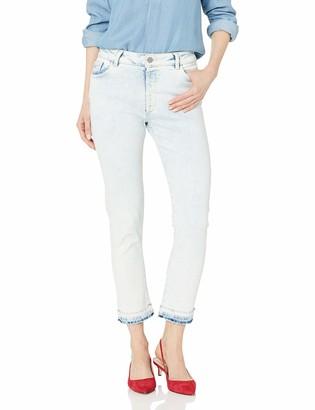 DL1961 Women's Bella Crop: Vintage Slim