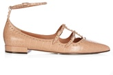 Givenchy Piper stud-embellished leather flats
