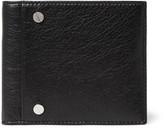 Balenciaga - Arena Creased-leather Billfold Wallet
