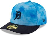 New Era Men's Blue/Navy Detroit Tigers 2019 Father's Day On-Field Low Profile 59FIFTY Fitted Hat