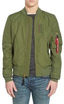 Alpha Industries Men's 'Skymaster' Lightweight Ma-1 Bomber Jacket