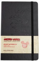 Moleskine Mickey Mouse Legendary Ruled Notebook