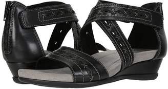 Earth Hyannis (Alpaca Ecco Calf) Women's Sandals