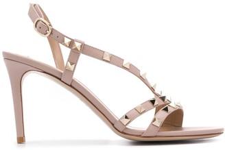 Valentino Rockstud 95mm sandals