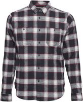 Element Medford Yarn Dye Check Flannel Shirt