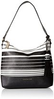 Tommy Hilfiger Grace Stripe Hobo