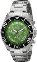Croton Men's CC311322SSGR 22mm Stainless Steel Silver Watch