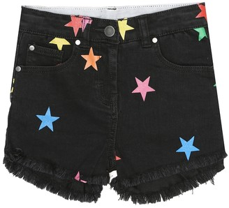 Stella McCartney Kids Denim shorts