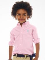 Personalization 2–7 Blake Cotton Oxford Shirt