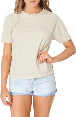 Rip Curl Search Logo T-Shirt