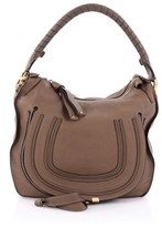 Chloé Pre-owned: Marcie Hobo Leather Medium.