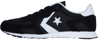 Converse Thunderbolt Ox Trainers Black/White/White