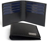 Chopard NEW Carbon Collection No.1 Small Black Wallet