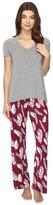 PJ Salvage PJ Set Modal Women's Pajama Sets
