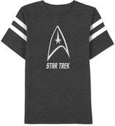 JEM Men's Star Trek Delta Shield Graphic T-Shirt