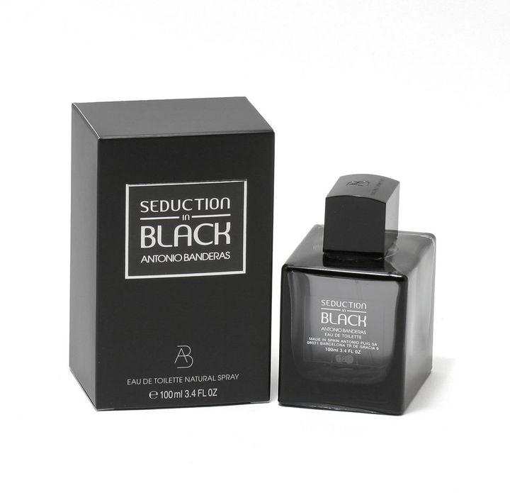 Antonio Banderas Seduction in Black Men's Cologne
